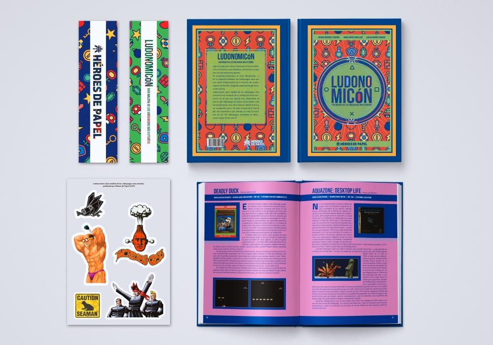 Segunda edición de Ludonomicón: Guía maldita de los videojuegos más extraños