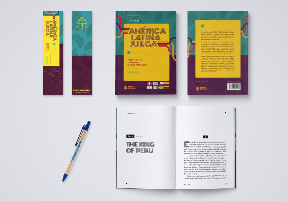 Reserva abierta de 'América Latina Juega: Historias del videojuego latinoamericano'