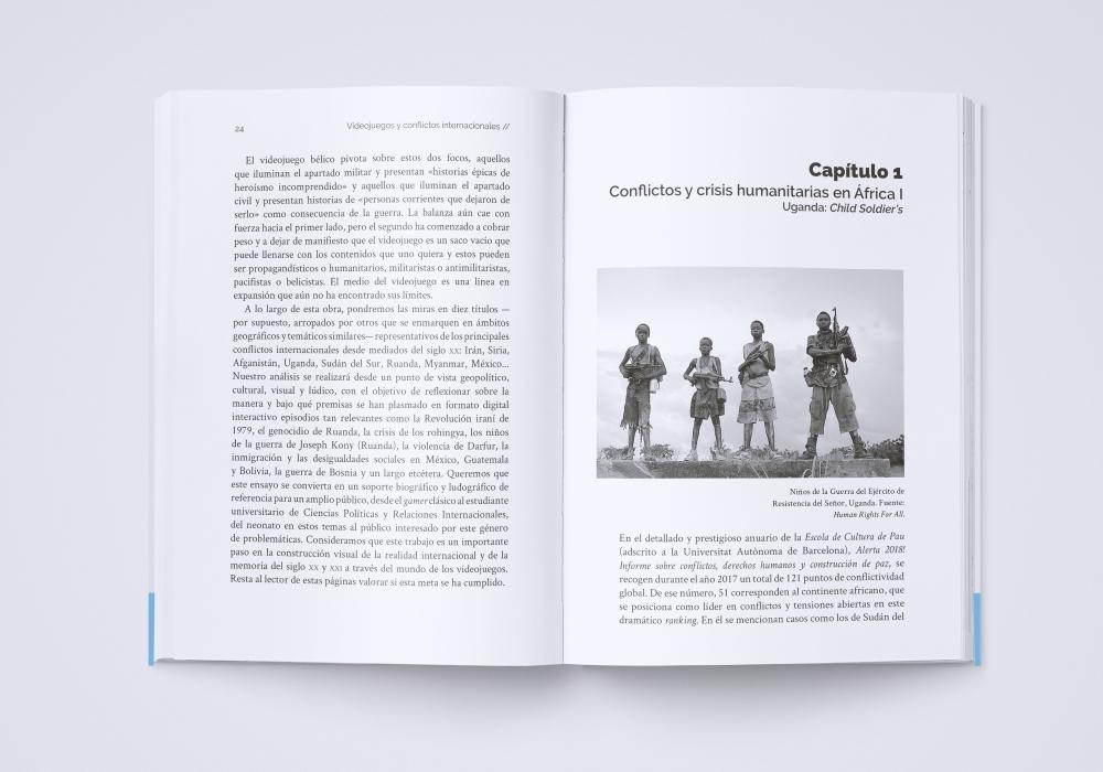 Reseña de Videojuegos y conflictos internacionales