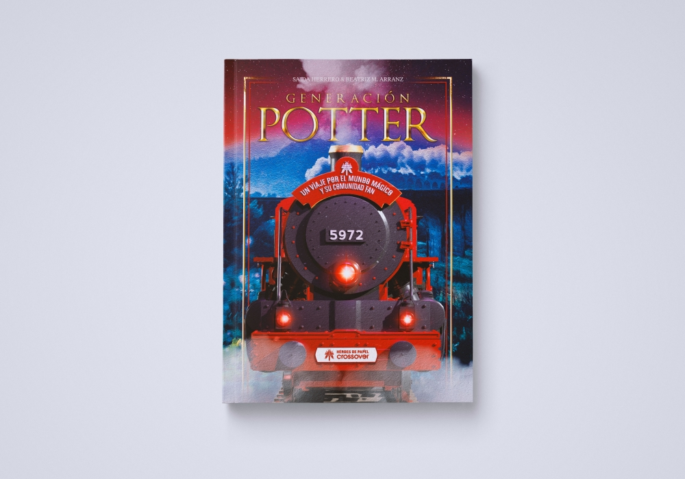 Generación Potter: Un viaje por el mundo mágico y su comunidad fan